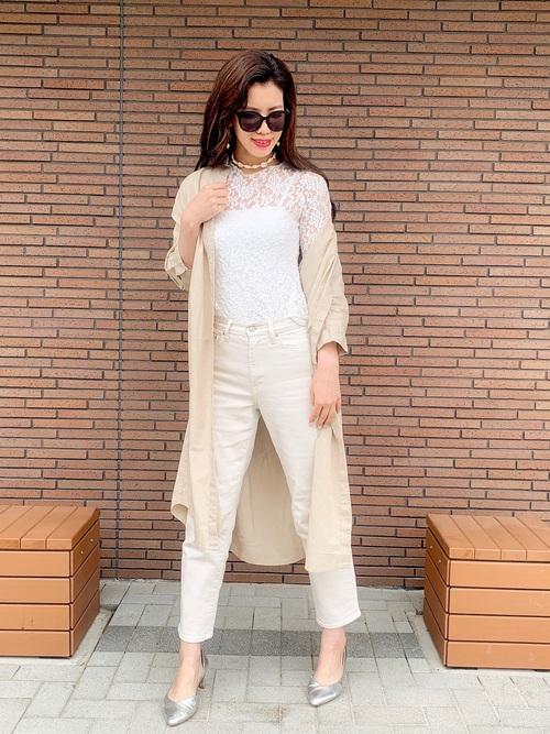 【大阪】4月に最適な服装:ワンピースコーデ7