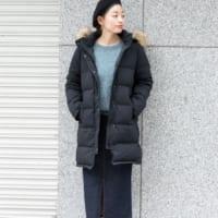 寒い初詣に着ていきたい!オシャレに防寒出来るダウンコートの着こなし特集
