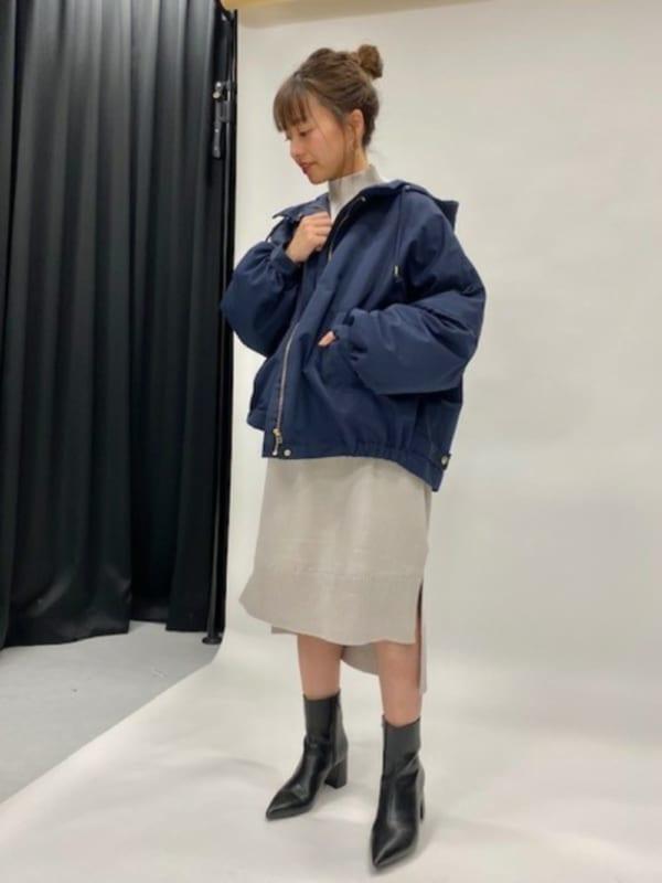 [JEANASIS] 【WEB限定】3WAYボアブルゾン/862254