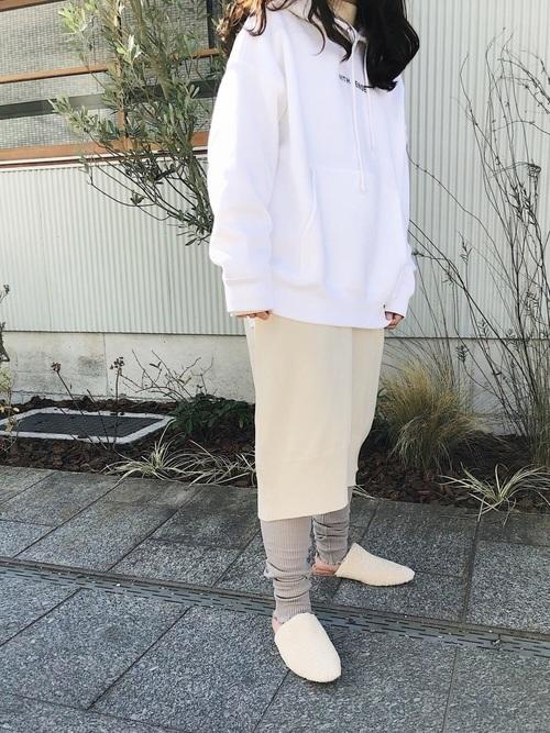 [MERCI] 《WITH SENSE/ウィズセンス》REPLICA hoodie/レプリカフーディーパーカー