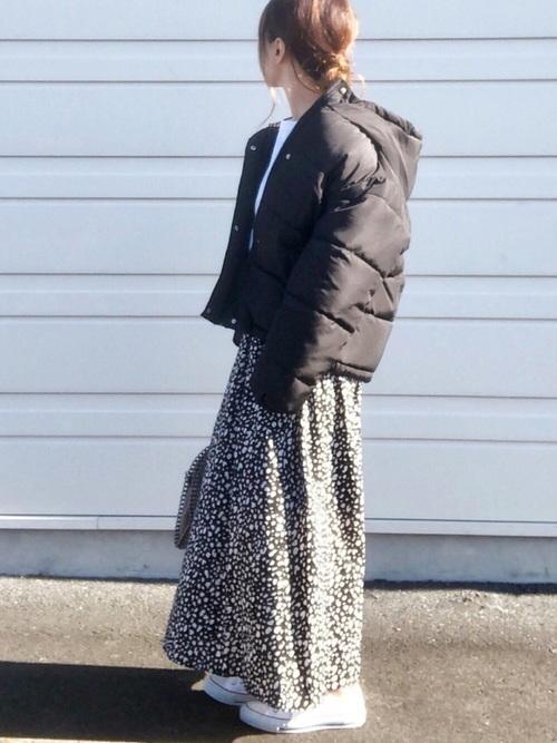 しまむらのスカート2