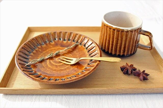 お家カフェの主役、お気に入りの食器たち2