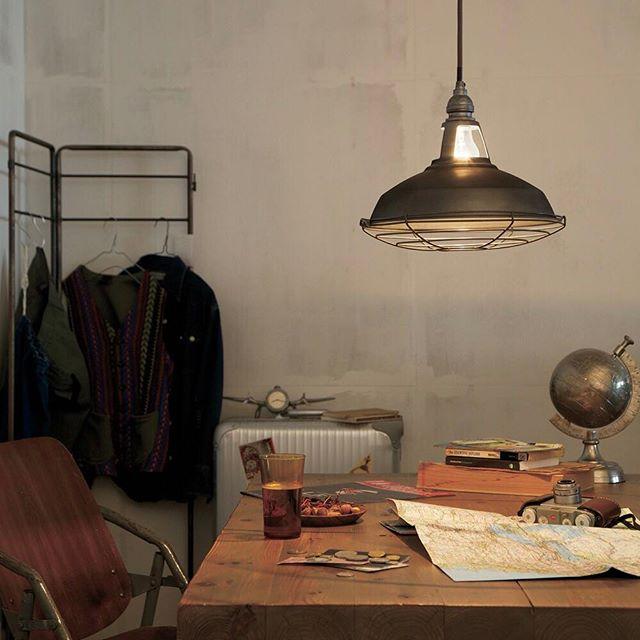 インダストリアルインテリアで素敵な部屋作り