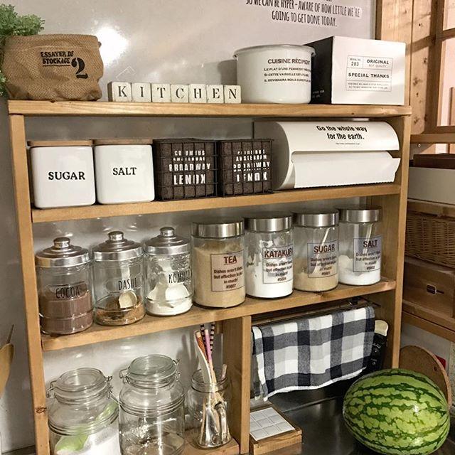 キッチンペーパーの収納アイデア10