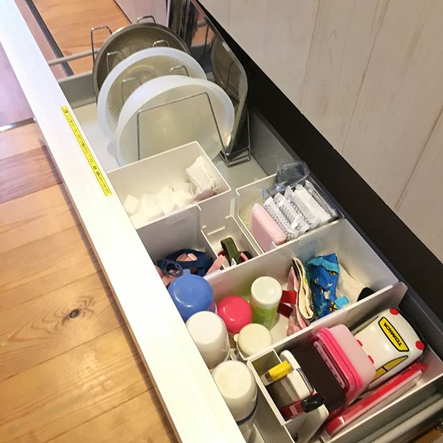 キッチンツールの収納11