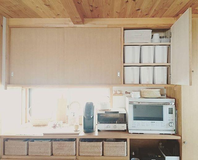人気商品でキッチンを美しく整理整頓