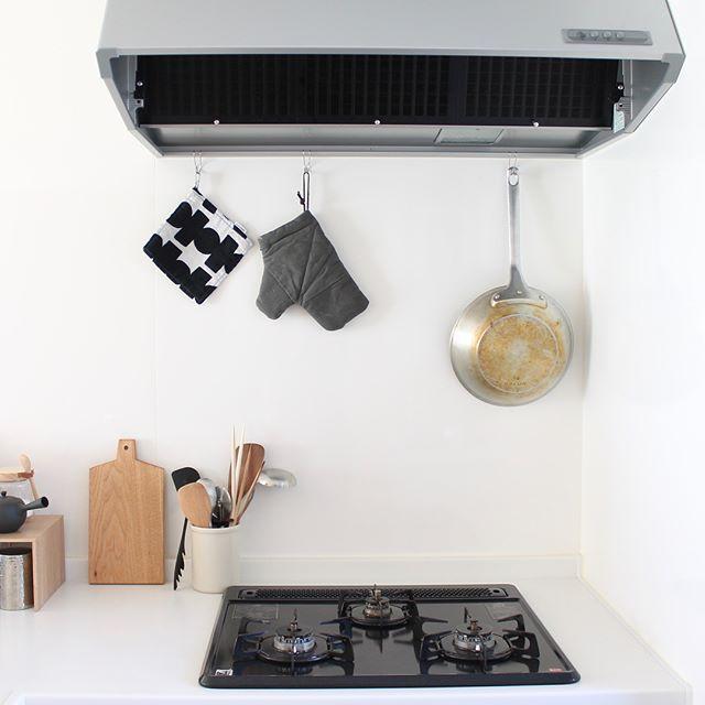 綺麗に片付いた格好良い台所を作るテクニック