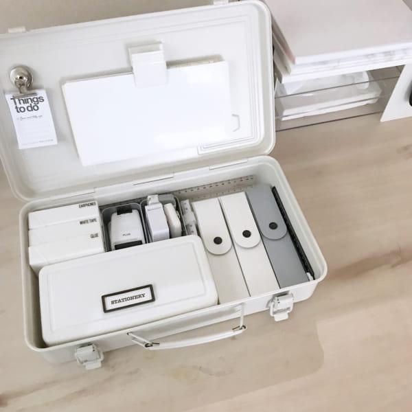 無印良品 スチール工具箱8