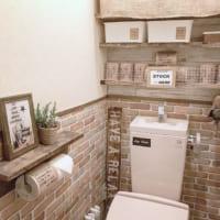トイレをおしゃれに♪おすすめのインテリアや人気レイアウト特集