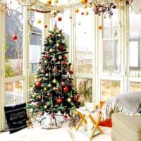 クリスマス目前の「デコレーション実例」特集♪お部屋に季節のイベントを取り入れよう