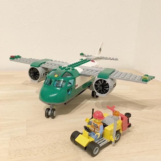 知育玩具③脳を発達させるレゴのおもちゃ