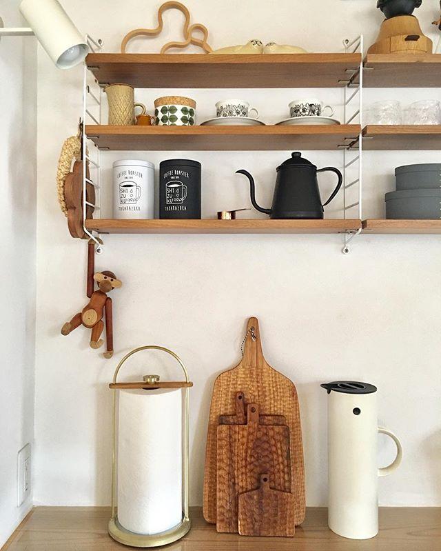 キッチンペーパーの収納アイデア13