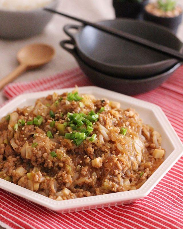 焼肉の付け合わせレシピ《ご飯&麺類》5