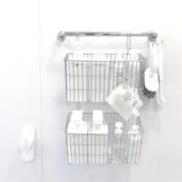 お風呂のおもちゃ収納術まとめ☆【100均・無印・IKEA】でカビ対策もバッチリ♪