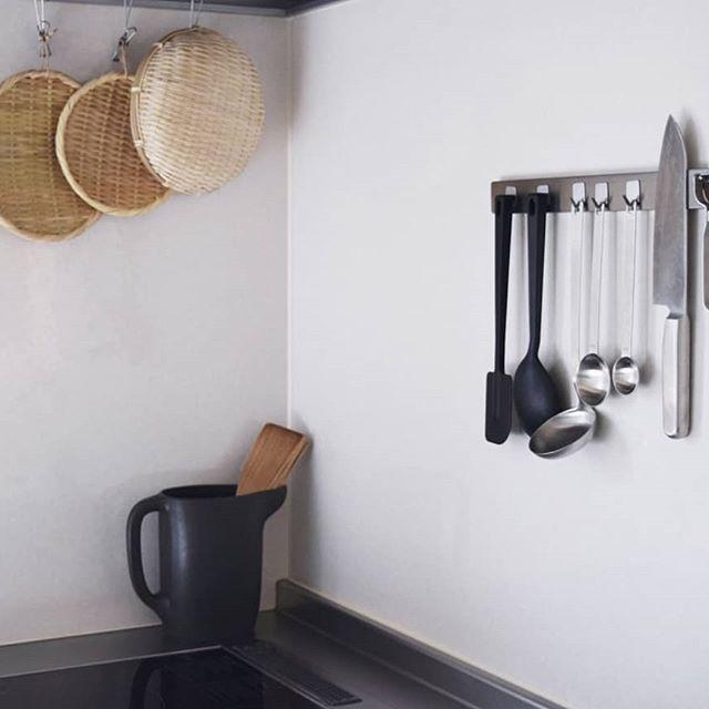 台所のインテリアになるセンス抜群の保管方法