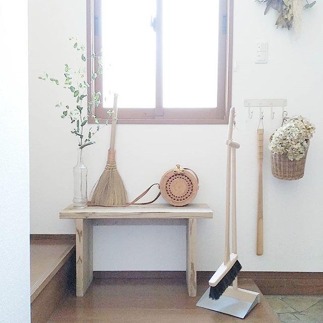 和風の部屋作り《玄関インテリア》2