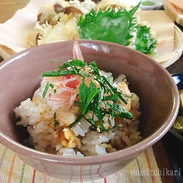 ガーリックシュリンプの付け合わせレシピ《ご飯・麺》6