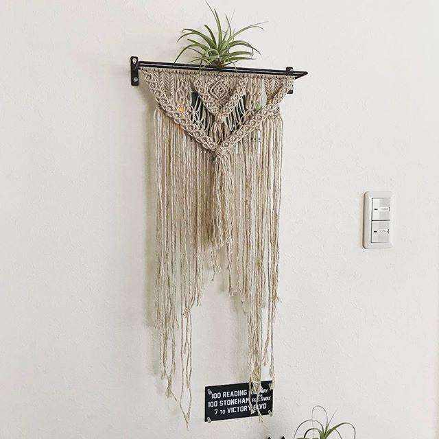 マクラメ編みアイテム6