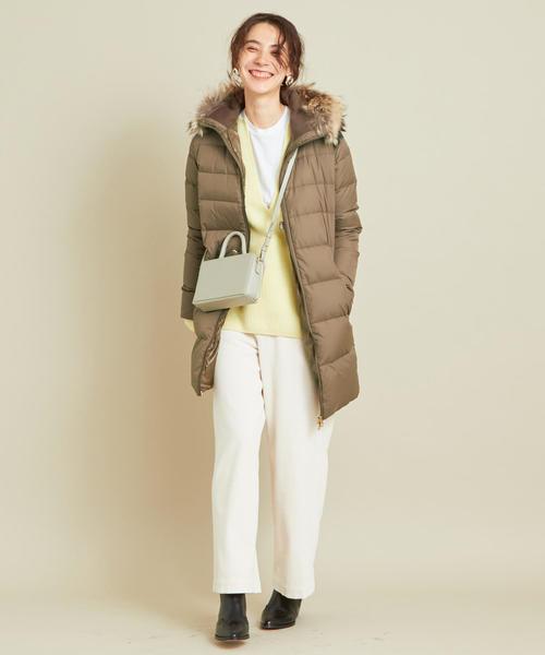 【軽井沢】4月に最適な服装:パンツコーデ