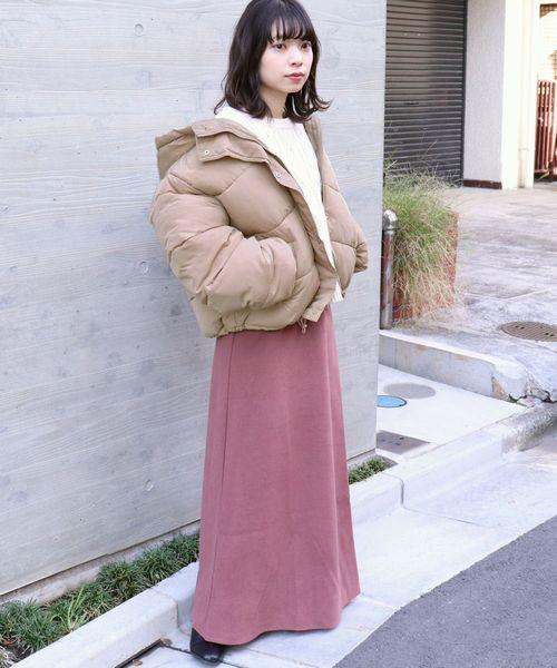 【北海道】4月に最適な服装:スカートコーデ