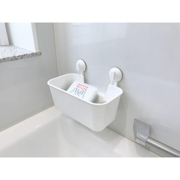 バスルームの収納アイデア16