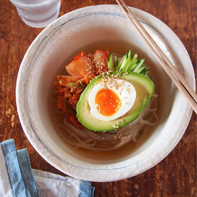 焼肉の付け合わせレシピ《ご飯&麺類》2