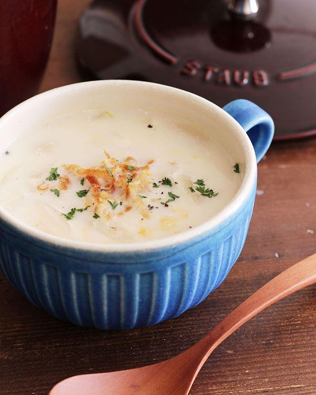 カレーライスの付け合わせ《スープ》2