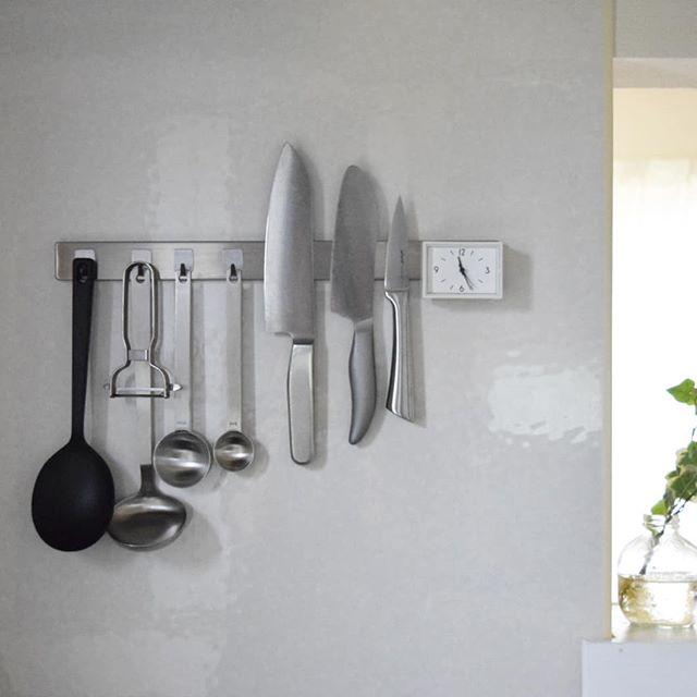 センスの良さを感じる台所用品のしまい方