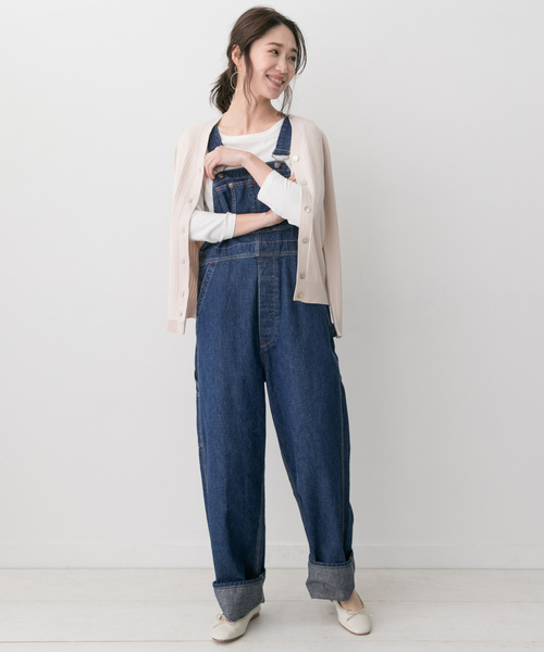 [URBAN RESEARCH ROSSO WOMEN] F by ROSSO PAY-DAY別注オーバーオール