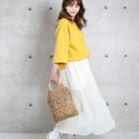 【2020春】ほんのり甘い大人コーデ♪花柄スカートを使った旬の着こなし特集