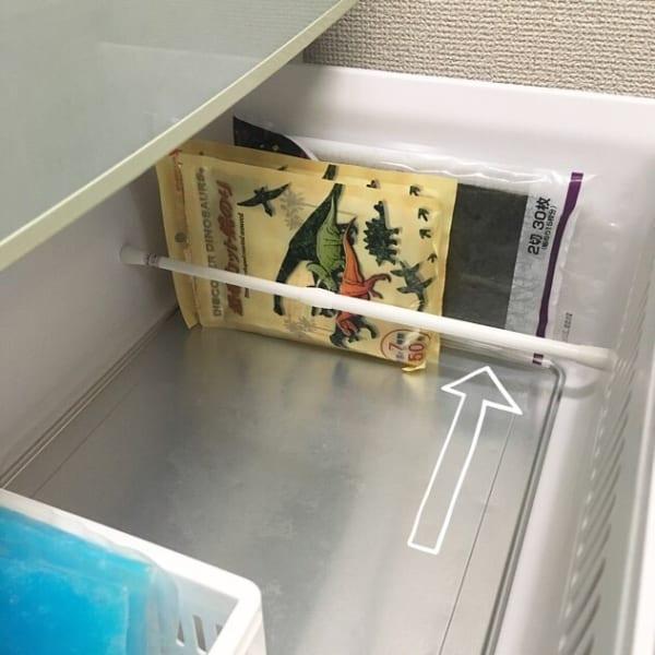 冷凍庫 整理術2
