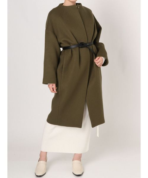 【北海道】4月に最適な服装:ワンピースコーデ5
