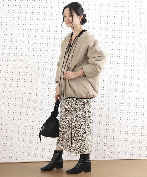 【北海道】4月に最適な服装:スカートコーデ6