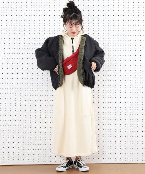 【北海道】4月に最適な服装:ワンピースコーデ