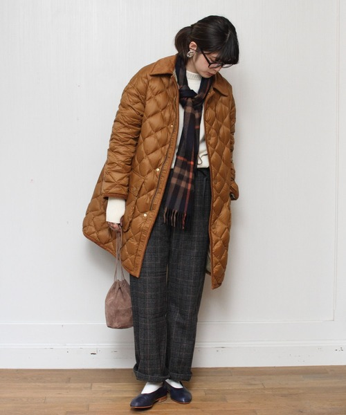 [STEPS] GYMPHLEX / ジムフレックス キルトジャケット QUILT JKT #J-1373