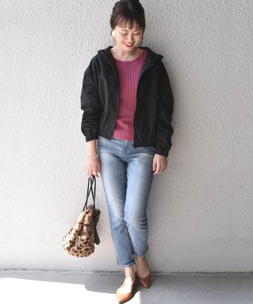 [SHIPS for women] 【別注】ORDINARY FEDERATION:マウンテンパーカー19FW◇
