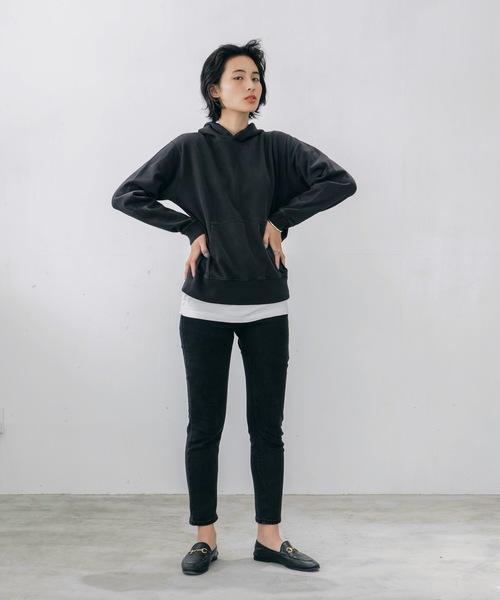 [MERCI] 《WITH SENSE/ウィズセンス》8SENSE vintage hoodie/エイトセンスヴィンテージフーディーパーカー