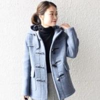 大人女子のきれい色コートにおすすめ♡ライトブルーコートの冬コーデ15選