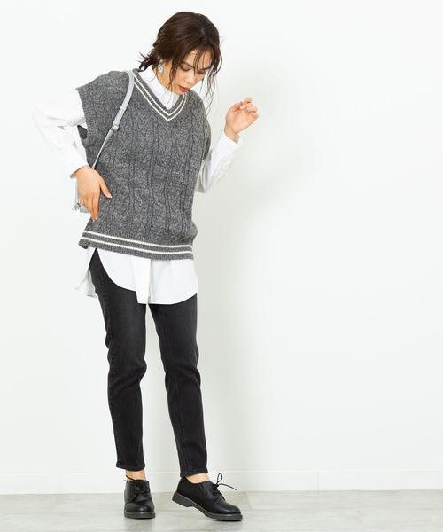 [coen] 【ムック本掲載】ケーブルベスト