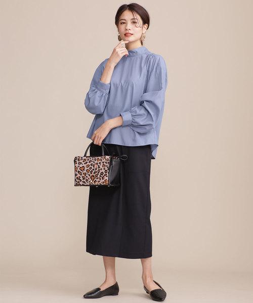 【東京】4月に最適な服装:スカートコーデ