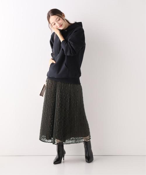 [Spick & Span] 2WAYレーススカート◆