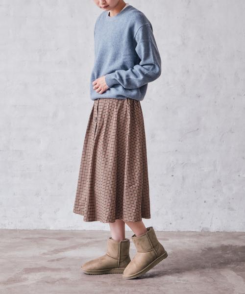 [ORiental TRaffic] 秋冬新作★ムートンブーツ★9461