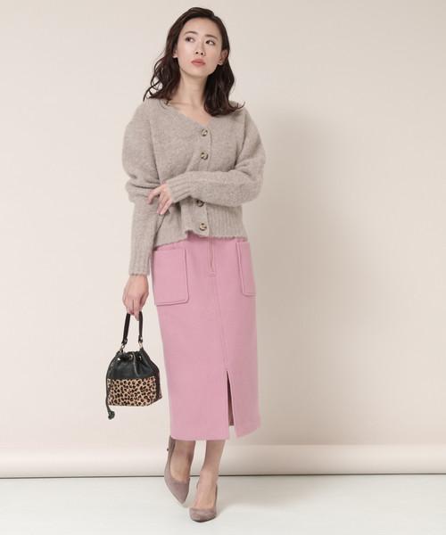 [BABYLONE] ジーロンリバータイトスカート