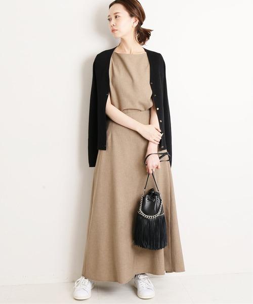 【東京】4月に最適な服装:スカートコーデ5