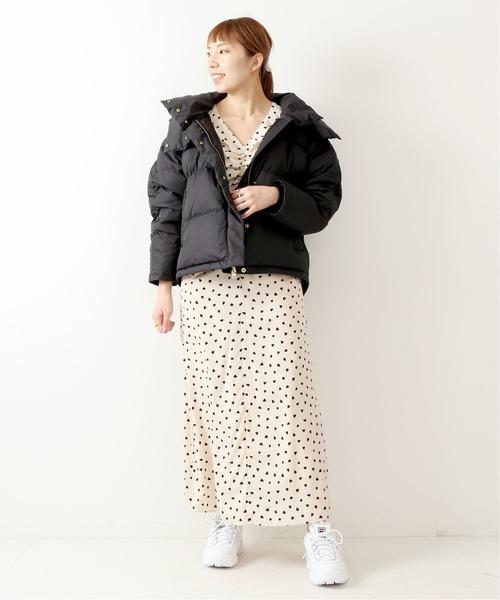 【軽井沢】4月に最適な服装:ワンピースコーデ5