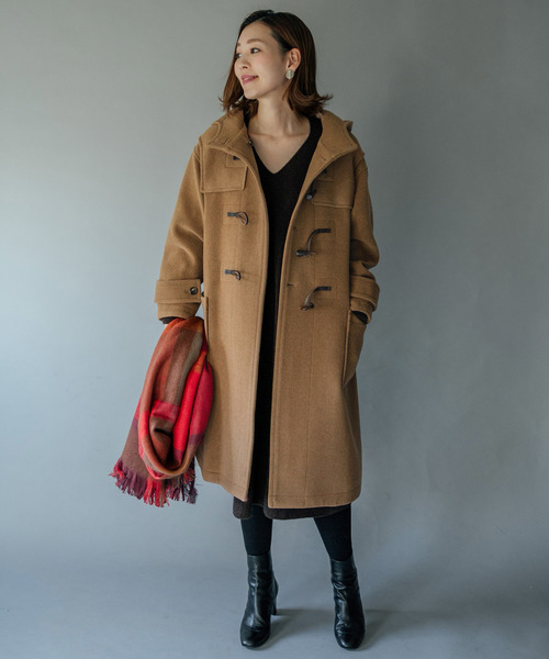 [URBAN RESEARCH ROSSO WOMEN] ダッフルコート
