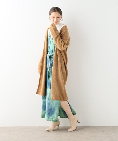 [JOURNAL STANDARD] 【RAQUEL ALLEGRA/ラクエル・アレグラ】PINTUCK SLIP DRESS:ワンピース