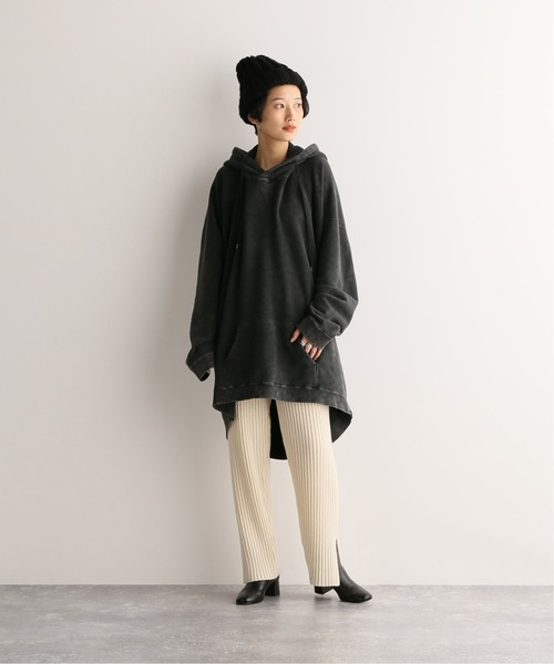 [JOURNAL STANDARD] 【R13/アールサーティーン】SLOUCH HOODIE:パーカー