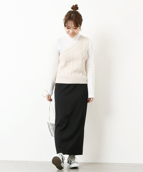 [JOURNAL STANDARD] 《WEB限定》JS+eサイクルジャージータイトスカート◆