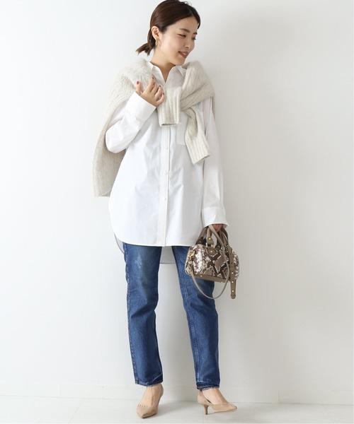 【東京】4月に最適な服装:パンツコーデ5